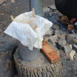 Filtration et beurre de sirop d'érable