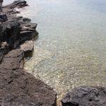 L'eau froide (mais attirante)
