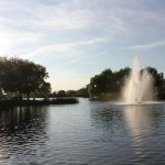 Parc Jarry, sa fontaine