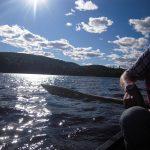 Le lac Wapizagonke!