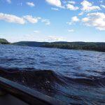 On y est bien sur ce lac