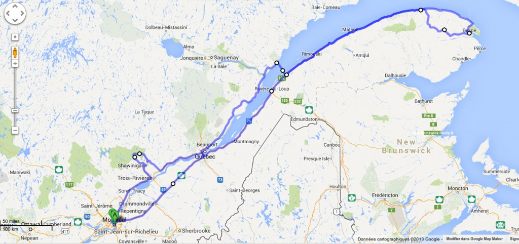 Tour de Québec