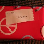 Thanks, Santa!